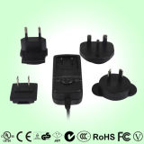 7.5W Series Universal AC Adapter with Multi Plugs