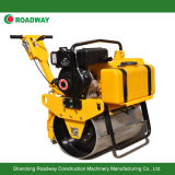 Single Drum Portable Vibratory Roller