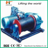 2015 Jk Type Electric Contro High Speed Electric Cable Winch