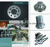 Steel Forging Gear and Shaft Made in China