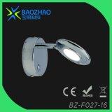 Plating Chrome Metal+Acrylic LED Wall Lamp