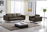 Leather Sofa / Sofa Bed (MM3A40)