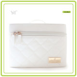 Fashion High Quality Simple Style Leather Cosmetic Case