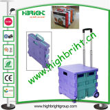 Pack and Roll Foldable Shopping Cart