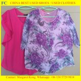 Used Clothing for Africa/Fashion Ladies Silk Blouses