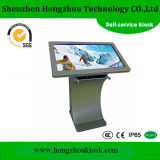 Automatic Standing Touch Screen Advertising Information Kiosk