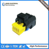 4pin Fci Female Connector Auto Blue Cable Housing