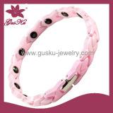 Fashion Pink Ceramic Bracelet (2015 Cmb-024)