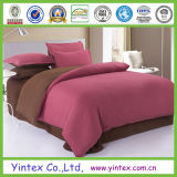 100% Polyester 90GSM Microfiber Bed Sheet Set