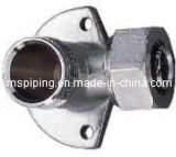 Screw Fittings Multilayer Pipes (M-2) Wall Plated Elbow 1