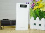 8000mA Power Banks for Smartphone with Dual USB Output Port and LED Flashlight (1087E)