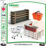 Supermarket Equipment Metal Gondola Supermarekt Shelf