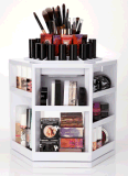 360 Degree Rotating Cosmetic Organizer, Makeup Organizer