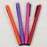 Colorful Plastic Erasable Ball Pen Tc-9006