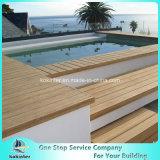 Bamboo Decking Outdoor Strand Woven Heavy Bamboo Flooring Villa Room 37