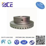 CNC Machining Parts 4 Axis Aluminum Profile