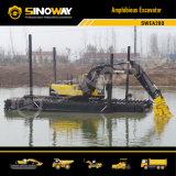 Swea260 Amphibious Dredge Excavator