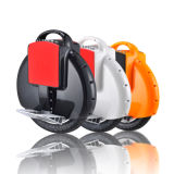 Balancing-Unicycle with Sumsung Battery and Training Wheels