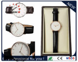 Stainless Steel Back 3 ATM Branded Men Watch (DC-021)