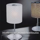 Modern Glass Office Table Lamp Light / Desk Lamp Light (T-3981-1)