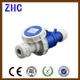 Macho Vol. 2p+E 32A 220V Plug for Industrial