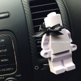 Promotional Scented Ceramic Car Decorative Air Freshener (AM-55)