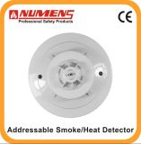 2-Wire, Remote LED, Smoke and Heat Detector, CE Approved (600-002)