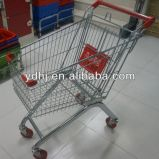 High Capacity with Good Quality Convenience Shopping Trolley Cart