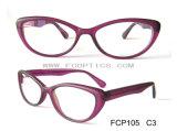 Matt Purple Young Lady Optical Frame