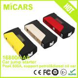 600A 16800mAh Jump Start Car Accessory Mini Multi-Function Jump Starter