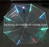 Children Transparent Lighting Umbrellas Advertising Umbrellas