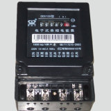 2018 New-Style Single Phase Electromechanical Meter with Black Metal Base