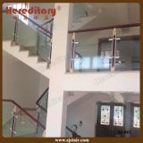 Outdoor Aluminum Glass Balustrade in Stair Parts (SJ-043)
