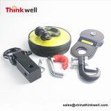 Snatch Strap Bow Shackle 4WD Winch Recovery Kit
