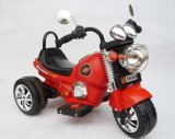 The New Harley Children′s Motorcycle/Red and Yellow Motorcycle