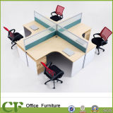 4 People Staff Modular Panel Partition