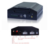HDD Storage Full D1 8CH Mobile DVR for Vehicles