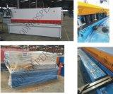 CE TUV Hydraulic Metal Swing Beam Shearing Machine (QC12)