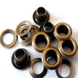 Metal Eyelets and Grommets for Garments, Brass Eyelets and Grommets