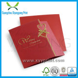 Factory Custom High Quality Wedding Invitation Card Wholesale