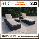 Big Rattan Lounge/Outdoor Chaise Lounger/Rattan Set Model (SC-FT0128)