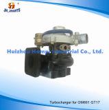 Truck Parts Turbocharger for Mercedez-Benz/Hyundai Om661 Gt17 6610903080 454220-0001
