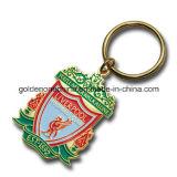 Souvenir Gift Football Club Metal Key Ring