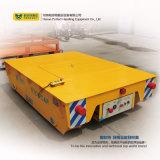 Electric Transfer Cart Motorized Handling Carrier on Railways