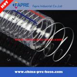 1.5 Inch Clear Flexible PVC Steel Wire Reinforced Hose