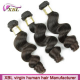 8A Grade Pretty Loose Wave Virgin Brazilian Human Hair