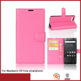 2017 Leather Case for Blackberry Keyone Dtek70 Wallet Leather Flip Cases