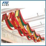 Wave Flag Hanging Flag Wholesale for Christmas Decoration