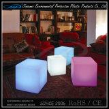 Illuminated Flashing Color Changing LED Cube