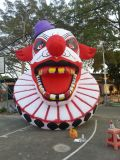 Giant Inflatable Otudoor American Clown Status for Sale